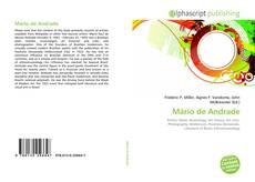 Capa do livro de Mário de Andrade