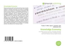 Portada del libro de Knowledge Economy