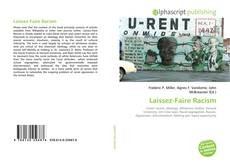 Обложка Laissez-Faire Racism