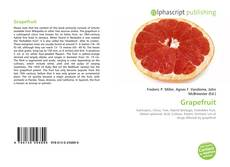 Bookcover of Grapefruit