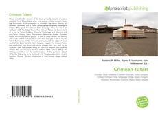 Обложка Crimean Tatars