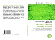 Bookcover of Advanced Message Queuing Protocol