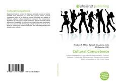 Couverture de Cultural Competence