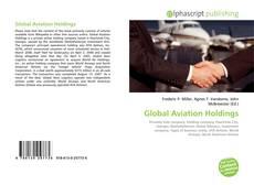 Portada del libro de Global Aviation Holdings