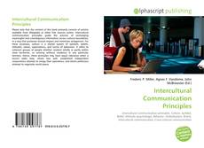 Couverture de Intercultural Communication Principles