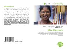 Bookcover of Machilipatnam