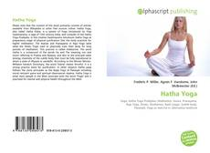 Bookcover of Hatha Yoga