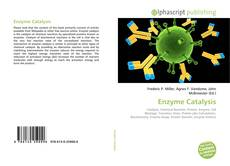 Enzyme Catalysis的封面