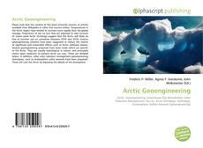 Bookcover of Arctic Geoengineering
