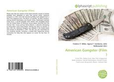 Bookcover of American Gangster (Film)