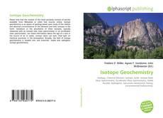 Обложка Isotope Geochemistry