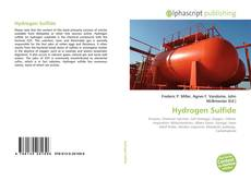 Bookcover of Hydrogen Sulfide