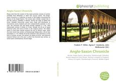 Borítókép a  Anglo-Saxon Chronicle - hoz