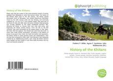Portada del libro de History of the Khitans