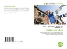 Bookcover of Histoire du Liban