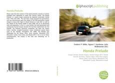Couverture de Honda Prelude