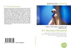 Buchcover von E.T. the Extra-Terrestrial