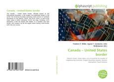 Copertina di Canada – United States border