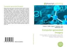Bookcover of Computer-generated Imagery