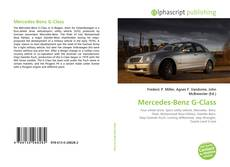 Mercedes-Benz G-Class的封面