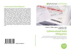 Collateralized Debt Obligation kitap kapağı