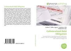 Buchcover von Collateralized Debt Obligation