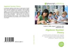 Bookcover of Algebraic Number Theory