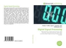 Couverture de Digital Signal Processing