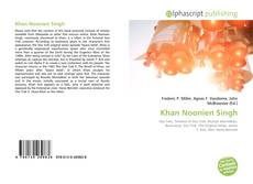 Bookcover of Khan Noonien Singh