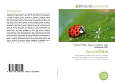 Bookcover of Coccinellidae
