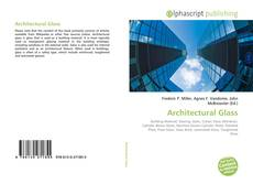 Copertina di Architectural Glass