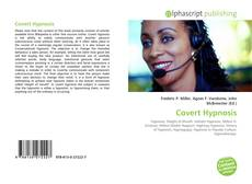 Bookcover of Covert Hypnosis