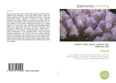 Bookcover of Coral