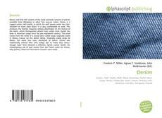 Bookcover of Denim