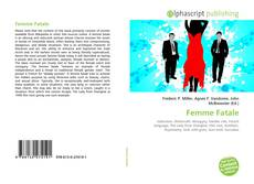 Bookcover of Femme Fatale