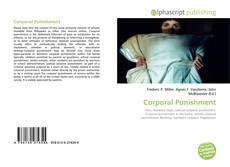 Bookcover of Corporal Punishment