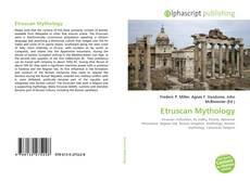 Couverture de Etruscan Mythology