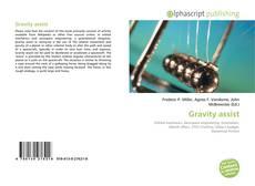 Buchcover von Gravity assist