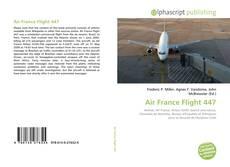 Обложка Air France Flight 447
