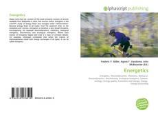 Bookcover of Energetics