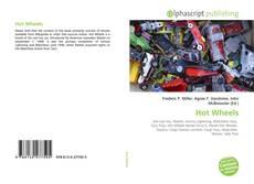 Capa do livro de Hot Wheels