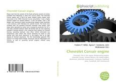 Bookcover of Chevrolet Corvair engine