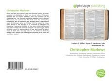 Couverture de Christopher Marlowe