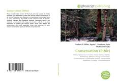 Bookcover of Conservation (Ethic)