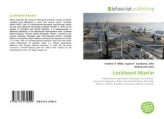 Bookcover of Lockheed Martin