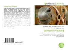 Couverture de Equestrian Vaulting