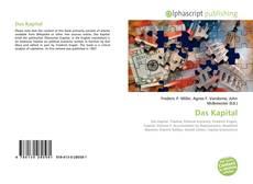 Bookcover of Das Kapital