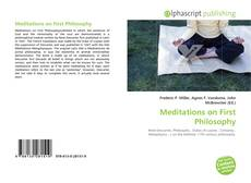 Buchcover von Meditations on First Philosophy
