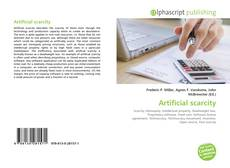 Bookcover of Artificial scarcity