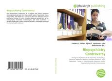Bookcover of Biopsychiatry Controversy